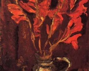 Gladioli — Хаим Сутин
