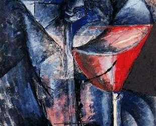 Glass and Syphon — Умберто Боччони