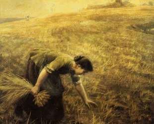 Gleaning — Артур Хьюз
