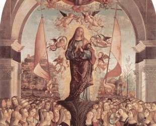 Glorification of St. Ursula and her Companions — Витторе Карпаччо