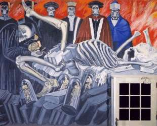 Gods of the Modern World — The Epic of American Civilization — Хосе Клементе Ороско