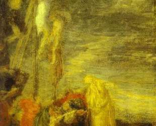 Golgotha (copy after Veronese) — Анри Фантен-Латур