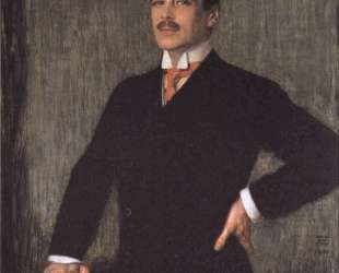 Grand Duke Ernst Ludwig — Франц фон Штук