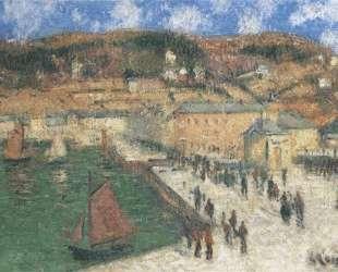 Grand Quay, Fecamp — Гюстав Луазо