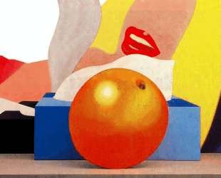 Great American Nude No.99 — Том Вессельман