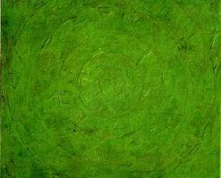 Green Target — Джаспер Джонс