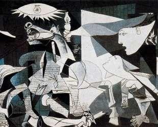 Guernica — Пабло Пикассо