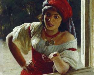 Gypsy Woman — Николай Ярошенко