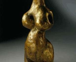 Безобидная женщина — Луиза Буржуа