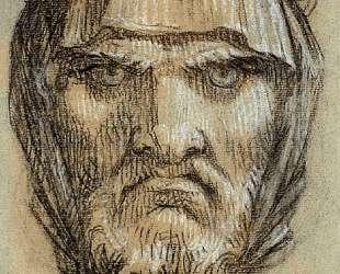 Head of Plutus, God of Wealth — Пьер Поль Прюдон