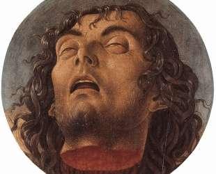 Голова Иоанна Крестителя — Джованни Беллини