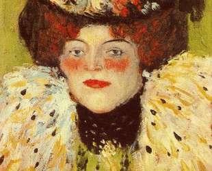 Head of woman — Пабло Пикассо