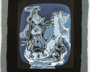 Гелиос V, сине-фиолетовый — Жорж Брак