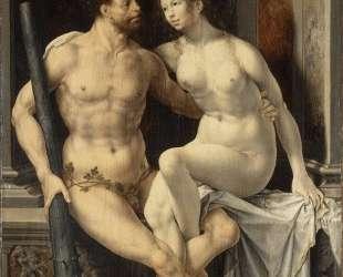Hercules and Deianeira — Мабюз