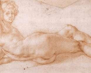 Hermaphrodite Figure — Джакопо Понтормо