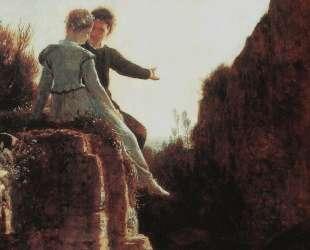 Honeymoon — Арнольд Бёклин