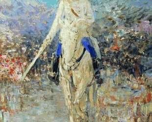 Конный портрет Александра II — Илья Репин