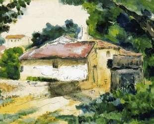 House in Provence — Поль Сезанн