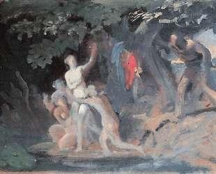 Гилас и нимфы — Карл Брюллов