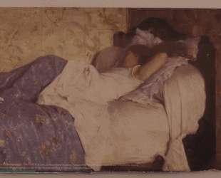 In Bed — Федерико Дзандоменеги