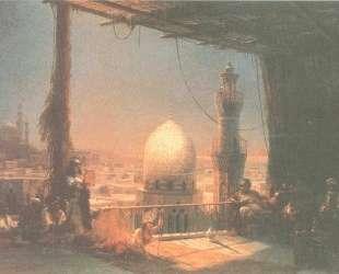 В Каире — Иван Айвазовский