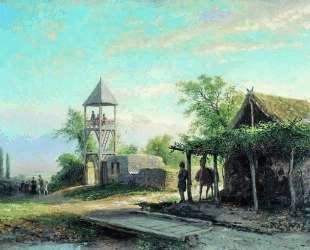 In the Caucasus — Лев Лагорио