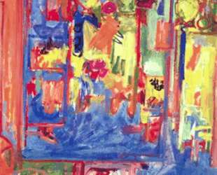 Interior Composition — Ганс Гофман