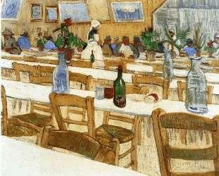 Interior of a Restaurant — Винсент Ван Гог
