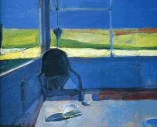 Interior with Book — Ричард Дибенкорн
