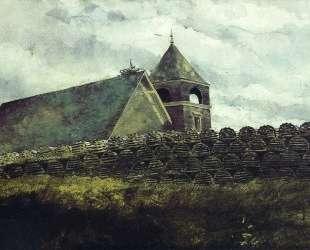 Island Church — Джейми Уайет