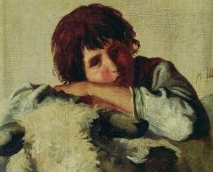 Итальянский мальчик — Иван Шишкин
