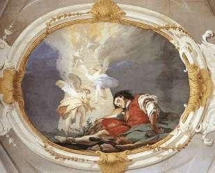 Jacob's Dream — Джованни Баттиста Тьеполо