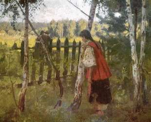 Jealousy — Николай Пимоненко