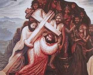 Jesus Christ — Октавио Окампо