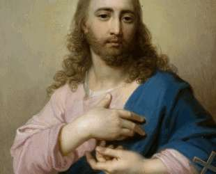 Исус — Владимир Боровиковский