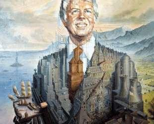 Jimmy Carter — Октавио Окампо