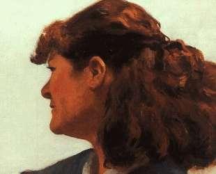 Jo Painting — Эдвард Хоппер