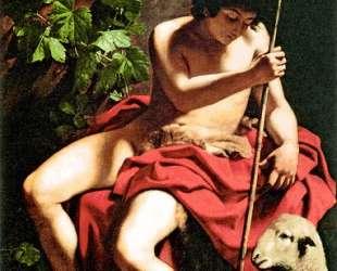 Иоанн Креститель — Караваджо
