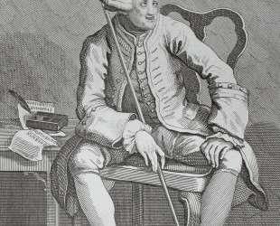 John Wilkes — Уильям Хогарт