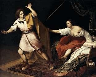 Joseph and Potiphar's Wife — Бартоломе Эстебан Мурильо