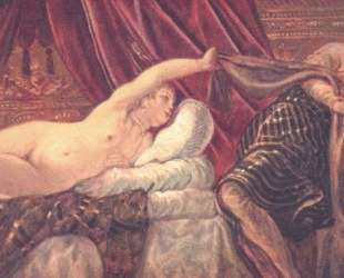 Joseph and Potiphar's wife — Тинторетто