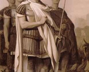 Julius Caesar and Staff — Жан-Леон Жером