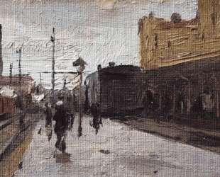 Kiev Station — Николай Пимоненко