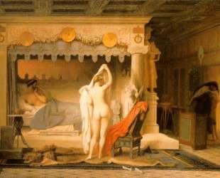 King Candaules of Lydia — Жан-Леон Жером