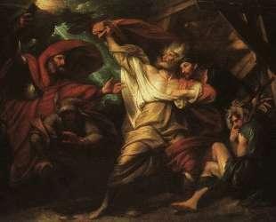 King Lear — Бенджамин Уэст