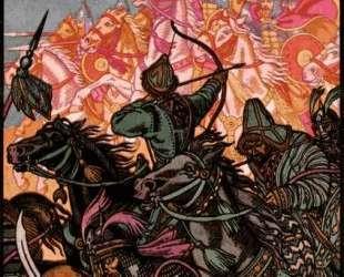 Куликовская битва — Иван Билибин