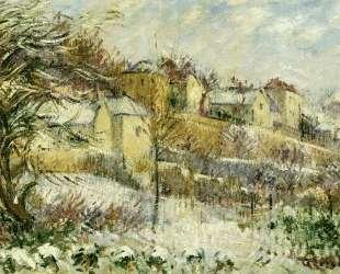 L'Hermitage in Pontoise — Гюстав Луазо