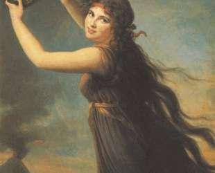 Lady Hamilton — Элизабет Луиза Виже-Лебрен