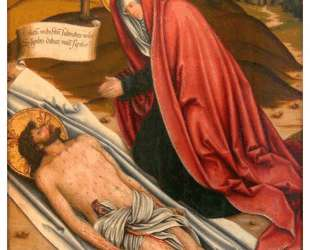Lamentation of Christ — Бернхард Штригель