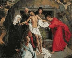 Lamentation Over the Dead Christ — Андреа Мантенья